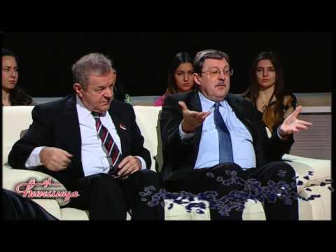Cirilica - Karic, Lazanski, Biserko, Simic (TV Happy 24.11.2014)