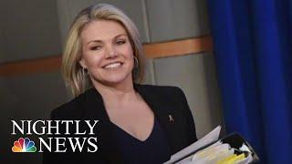 Donald Trump Nominates State Dept. Spokesperson Heather Nauert As UN Ambassador   NBC Nightly News