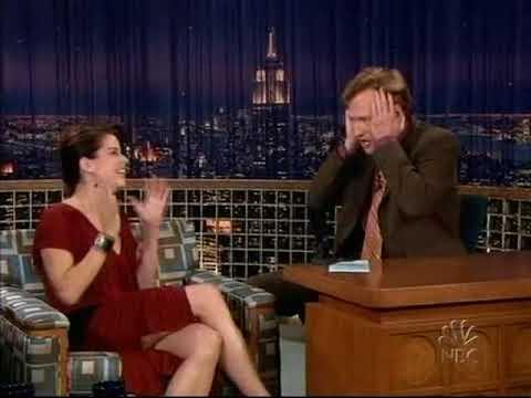 Conan O'Brien 'Neve Campbell 9/7/04