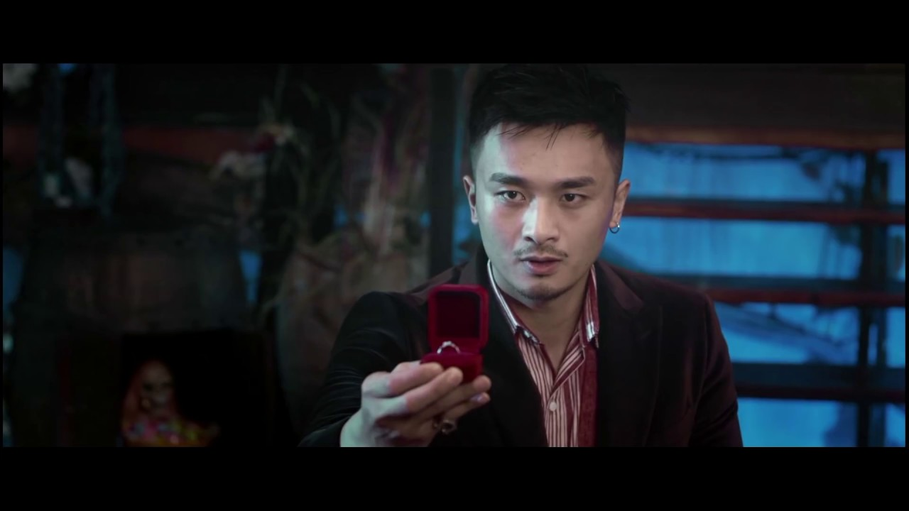 Dao Meng Mei Ying (盗梦魅影, 2018) chinese comedy thriller trailer
