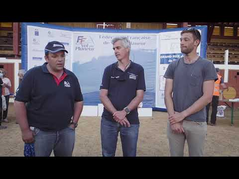 Interview du podium du FAI Sailplane Grand Prix