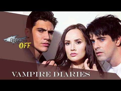 Vampire Diaries Bigboss - Making Of E Entrevistas