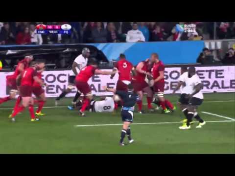 RWC 2015 Fiji Vs England