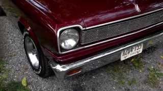 1967 Rambler American walk around