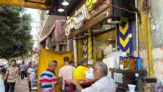 اختراع موجود في الاسكندرية كشري بالكبدة