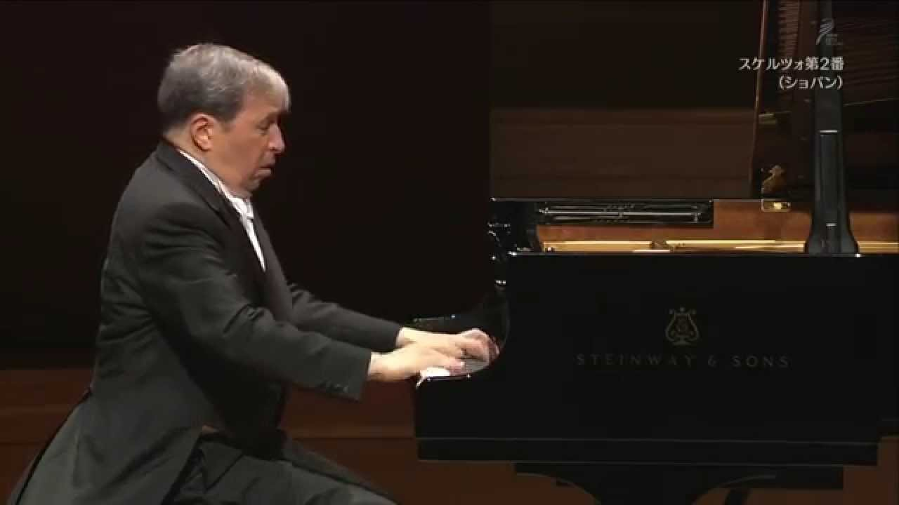 Chopin: Scherzo No.2 - Murray Perahia