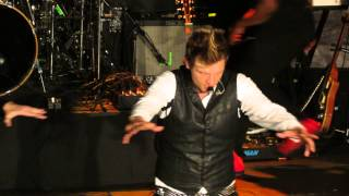 Nick & Knight - Nobody Better, Burning Up & Let's Go Higher - Vancouver (01)