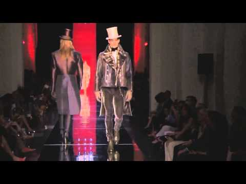 Jean Paul Gaultier   Haute Couture Fall Winter 2012 2013 Full Show Part 1   Exclusive