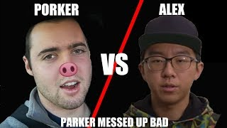 Vehicle Virgins Parker AT WAR with Alex Choi WHY DOES HE KEEP DOING THIS! thumbnail