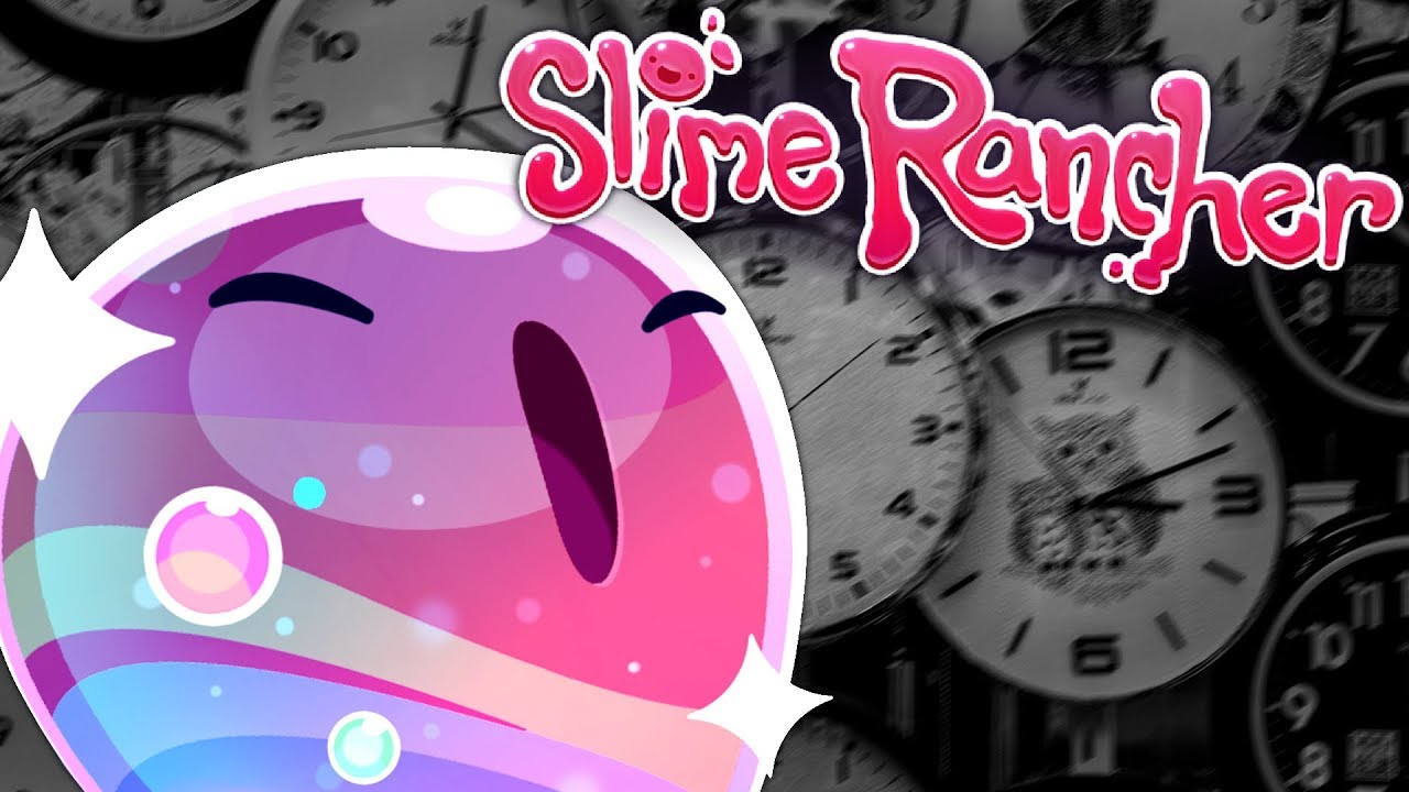 I Collected all the Twinkle Slimes with TIME TRAVEL! - Slime Rancher Wiggly  Wonderland
