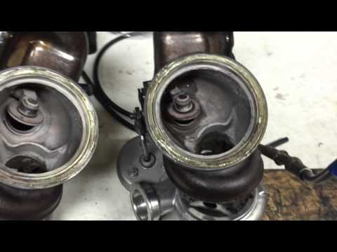 N54 Turbo Wastegate Rattle Amp 30ff Diagnosis Youtube