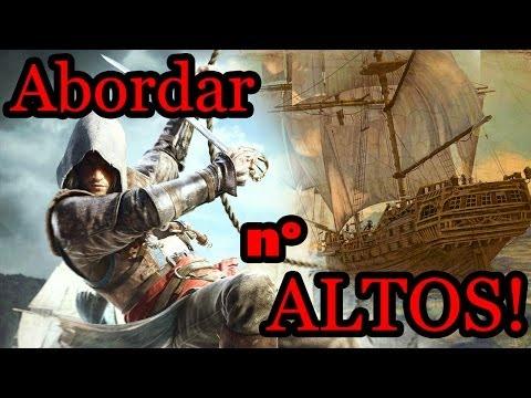 Abordar barcos de nivel mas alto / difícil - Assassin's Creed 4 Black Flag - Tutorial / Truco