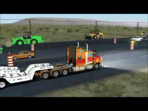 18 WOS Haulin. Kenworth T800.