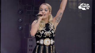 Rita Ora Hot Right Now Summertime Ball 2015