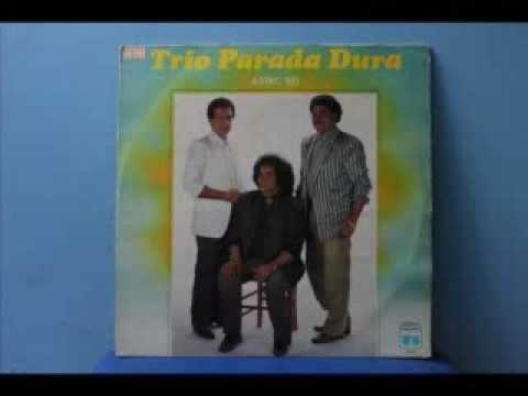 Trio Parada Dura - Bobeou... A Gente Pimba (LP/1987)