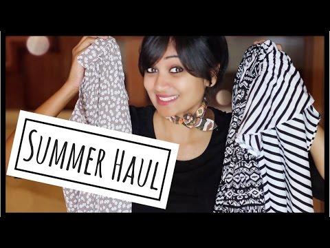 Summer Haul 2017 | Bangalore | India | streetstyle fashion
