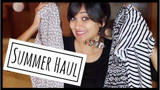 Summer Haul 2017   Bangalore   India   streetstyle fashion
