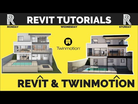 Revit and Twinmotion Workflow   Overview   Free render software thumbnail