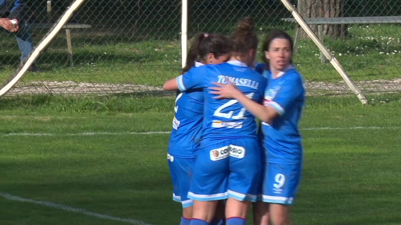 Ravenna Woman-Brescia highlights