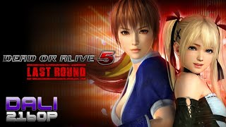 Dead or Alive 5 Last Round PC 4K Gameplay 2160p