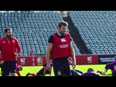 Tracking the Lions: Will Greenwood meets Haskell, Seymour & Tipuric