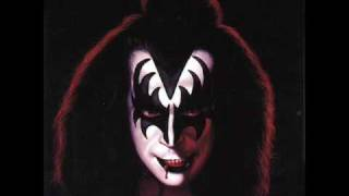 Gene Simmons Burning Up With Fever