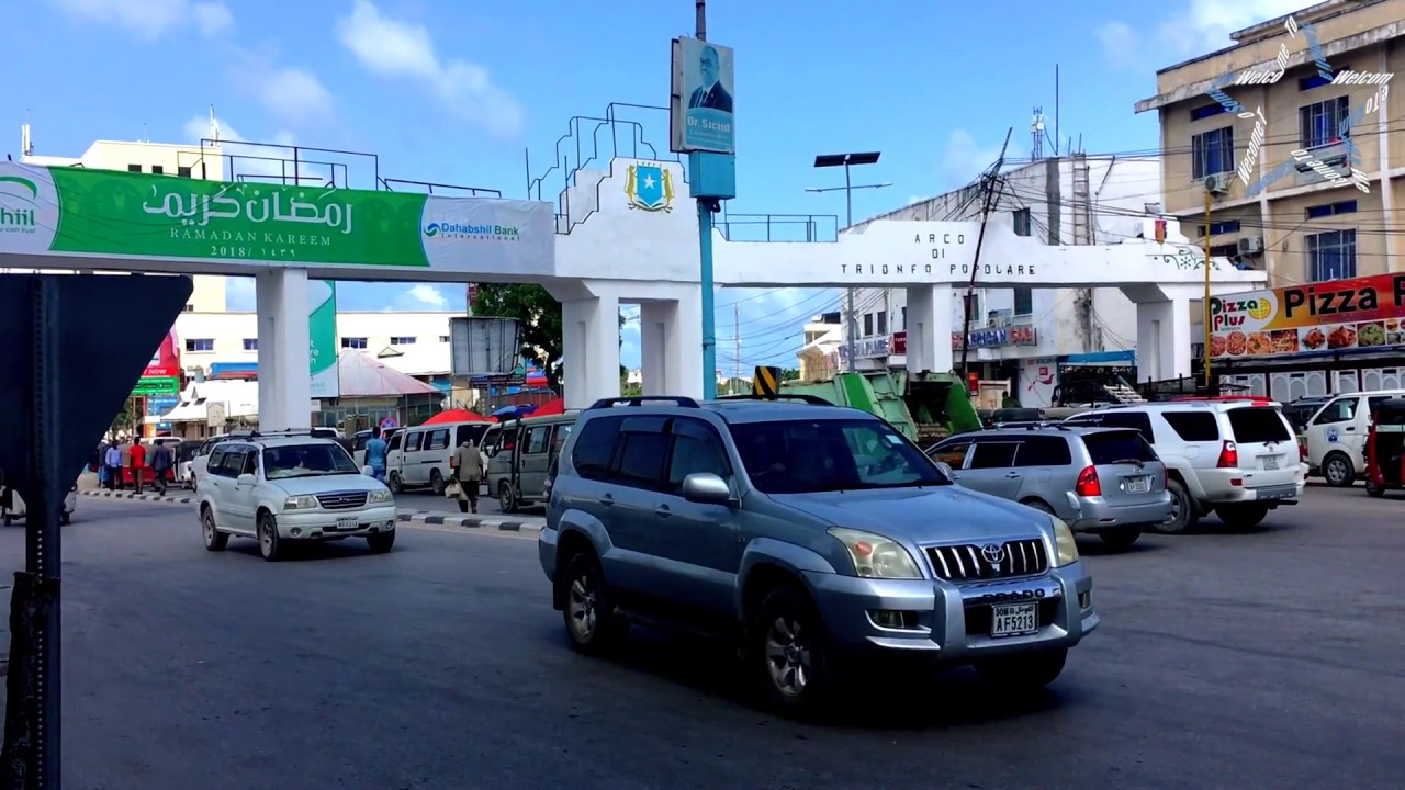 Muqdisho Tour 2 - Welcome to Somalia