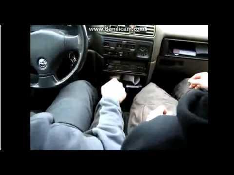 Бешенный инструктор по вождению