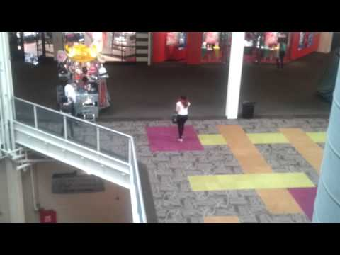NYC Mall Visit