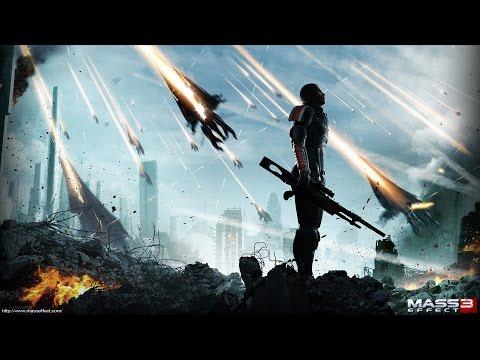 Mass Effect 3 Asari Mountains Dreamscene Video Wallpaper