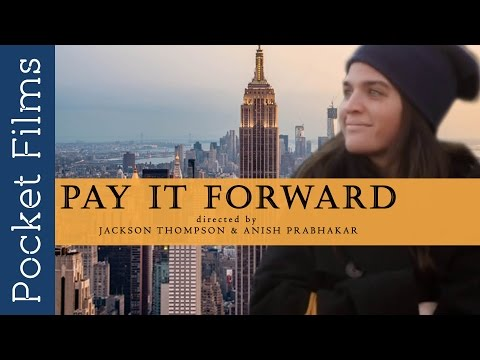 Pay it forward  Inspirational Video