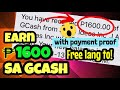 FREE GCASH MONEY: PAANO KUMITA SA GCASH KAHIT WALANG INVITE | GCASH MAKE MONEY APP W/ PAYMENT PROOF