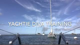 Superyacht jobs training and  tips for deckhands and stewardesses.