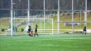 Deportes Temuco v/s Rangers de Talca (sub 17)