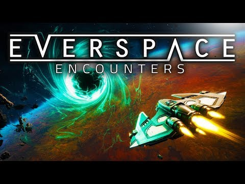 Everspace Encounters - Corrosion Missiles & EMP Generator!