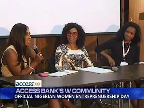Access W hosts women on The Global Women Entrepreneurship Day, Nov 19, 2014
