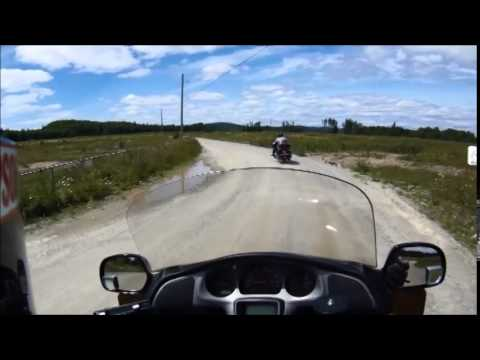 Canada Trip around Lake Superior on my Goldwing 1800