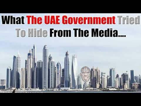 What The UAE Government Is Trying To Keep Out Of The Media - The Truth About UAE's Property Market