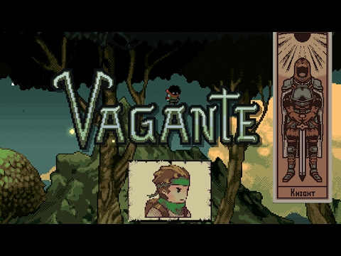 Blargh! The Vagrant Soul #38 - Hopping Warrior of Vagante