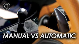 Manual vs Automatic | Debate Over?
