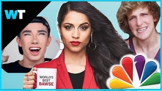 YouTubers REACT to Lilly Singh NBC Show!