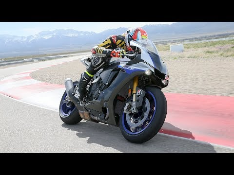 download 2018 Yamaha YZF-R1M First Ride Review