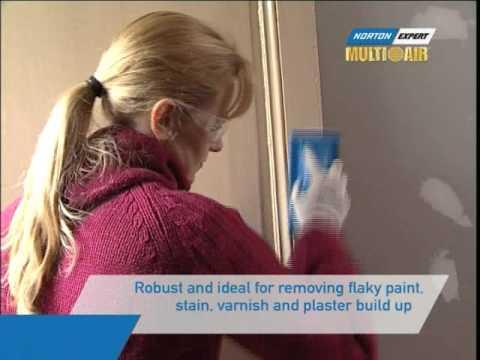 Dust Free Sanding Kit Video Norton Abrasives
