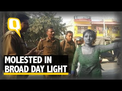 The Quint: Couple Attacked in UP's Mainpuri for Resisting Lewd Remarks