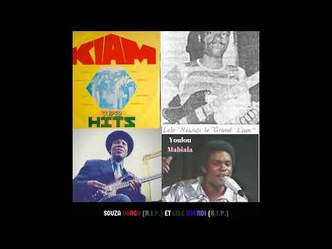 Orchestre Kiam🎤🥁🎶, 🎸Lele Nsundi And Many More: Throwback Rhumba Sebene! (Audio)