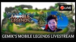 GL Ranked Team_No_Sleep ! MADLANG PEOPLE !!! Mobile Legends – Arena Of Valor