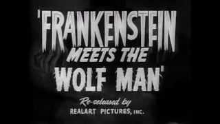 Trailer: Frankenstein y el Hombre Lobo (1943)