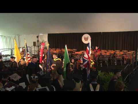 2015 Chestnut Hill College Graduation!