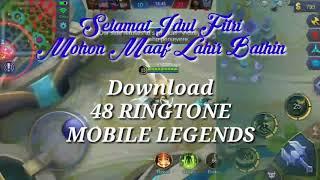 48 Ringtone Mobile Legends