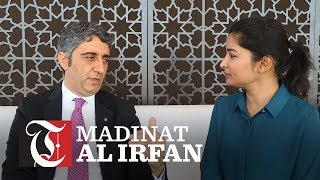 Majid Al Futtaim's Hawazen Esber on the OMR5 billion Madinat Al Irfan real estate project in Oman